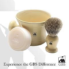 GBS Men's Wet Shaving Set