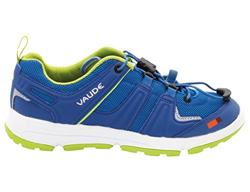 VAUDE Leeway Ii - Zapatillas de deporte exterior Niños Azul (Blue)
