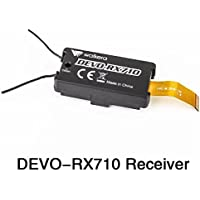 Walkera Runner 250 250-Z-18 RC Quadcopter Spare Parts DEVO - TX710 Receiver