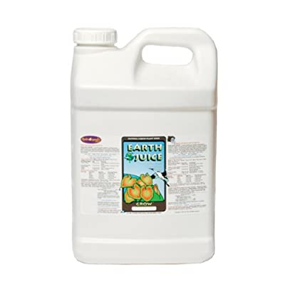 HydroOrganics HOJ03401 Earth Juice Grow Germination Kit, 2-1/2-Gallon