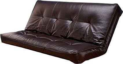 Amazon.com: Leather 5000 Series Futon Mattresses Vertical 8 Inch