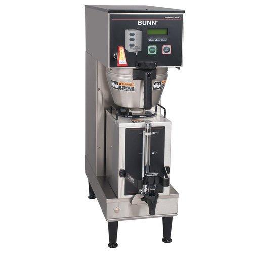 Bunn 33600.0029 Single SH DBC BrewWise Single Soft Heat Coffee Brewer for Servers (Not ()