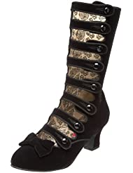 Pleaser Womens Whimsey-115 Strappy Boot