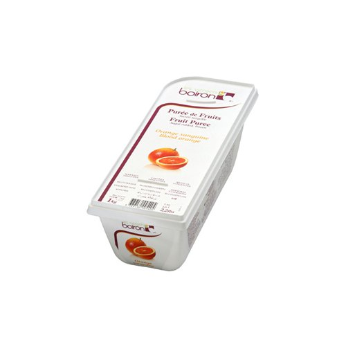 Blood Orange Fruit Puree Frozen - 2 x 2 Lb Per Case