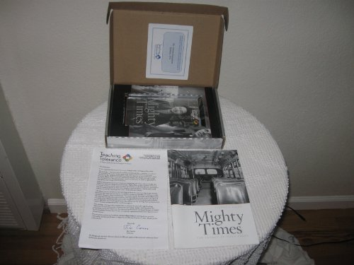 Mighty Times Legacy of ROSA PARKS Southern Poverty Law Center Classroom kit