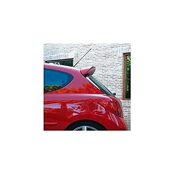 10AL01088 Aleron tipo original para coche de poliuretano moldeado con imprimación, listo para pintar.: Amazon.es: Coche y moto