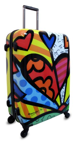 Heys - Künstler Britto A New Day Trolley mit 4 Rollen Gross