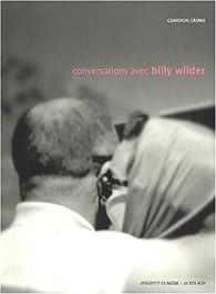 Conversations avec Billy Wilder par Billy Wilder