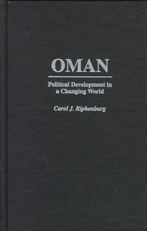 Oman: Political Development in a Changing World