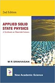 Book Applied Solid State Physics:A Textbook on Material Science
