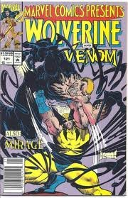 Marvel Comics Presents Vol. 1, No. 121: Wolverine, Venom,Mirage, Ghost Rider, Cloak and Dagger, (121 Terry)