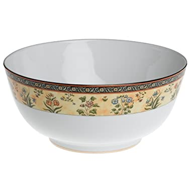 Wedgwood India 10 inch Salad Bowl