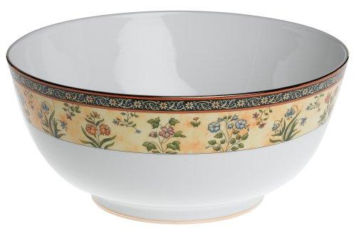 - Wedgwood India 10 inch Salad Bowl
