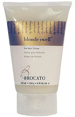 Brocato Blonde Swell Fat Hair Cream(4 oz) by Brocato [Beauty]