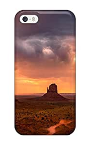 1284812K84042726 Durable Defender Case For Iphone 5/5s Tpu Cover(desert)