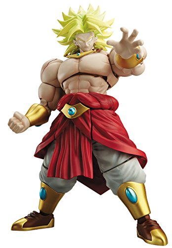 Bandai Hobby Figure-Rise Standard Legendary Super Saiyan Broly Building Model Kit - Dragon Figure Model Kit