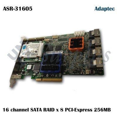 Adaptec RAID 31605 Controller Treiber Herunterladen