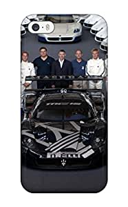 Gary L. Shore's Shop Excellent Iphone 5/5s Case Tpu Cover Back Skin Protector Maserati Mc12 33 8664373K88212680