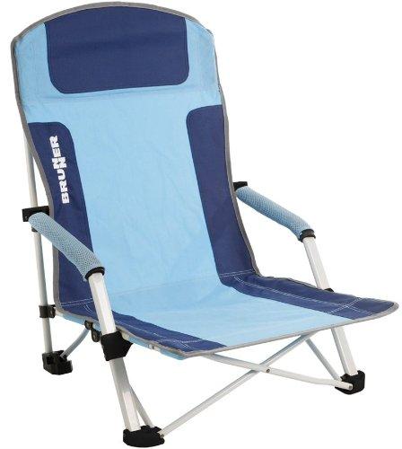 Brunner Bula Beach chair (blue/light blue)