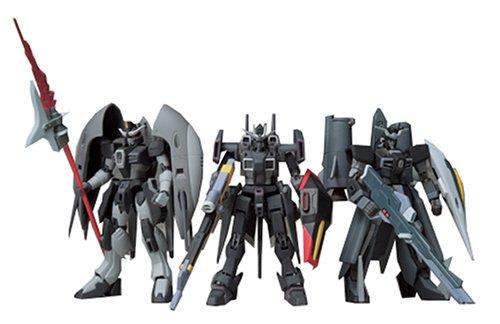 Gundam MSiA Action Figure Deactive Set Phase 3G