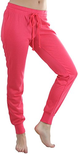 ToBeInStyle Women's Ankle Length Sweatpants
