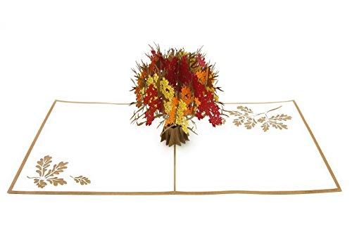 Review PopLife Autumn Fall Tree
