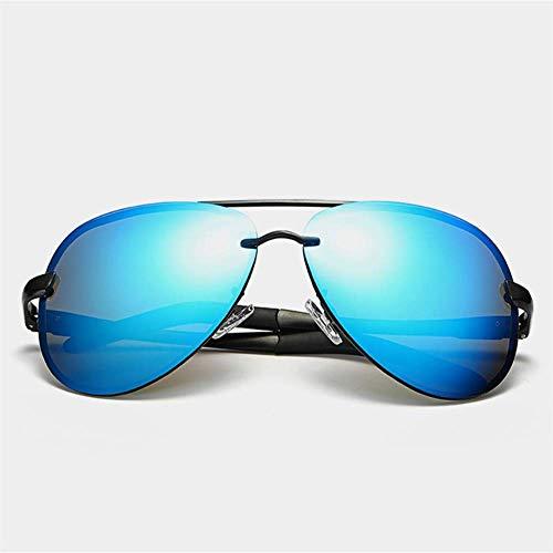 polarizadas Gafas de clásicas ZhongYi Hombres de E Grandes Sol para Gafas Sol wt4Sq41