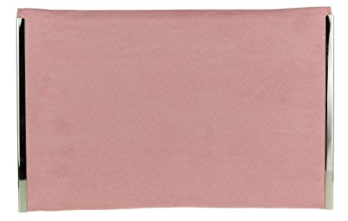 Pochette rose pour Handbags femme poudr Girly 5wIPqE