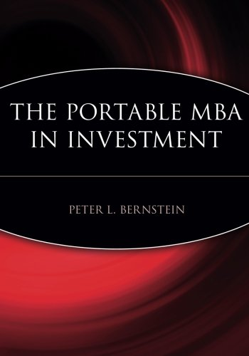 The Portable MBA in Investment Pdf