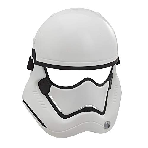 Star Wars Mask (Star Wars First Order Stormtrooper Mask for Kids Roleplay & Costume Dress Up, Toys for Kids Ages 5 &)