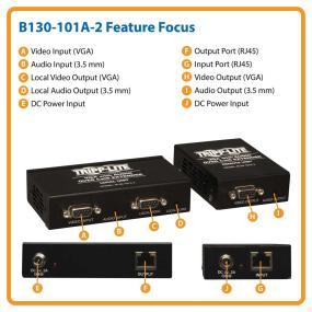 B130-101A-2 Feature Focus