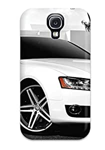 Fashionable ZXImrEC7305MZstG Galaxy S4 Case Cover For Audi A5 21 Protective Case