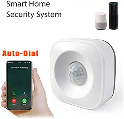 Amazon.com: Little Story 🎁 Infrared Detector, Smart WiFi Home PIR Motion Sensor Detector Compatible Alexa High Accurate Detect: Garden & Outdoor