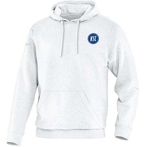 Jako Karlsruher SC Kapuzensweater Team schwarz