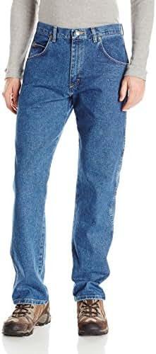 Wrangler Men's Rugged Wear Relaxed Fit Jean