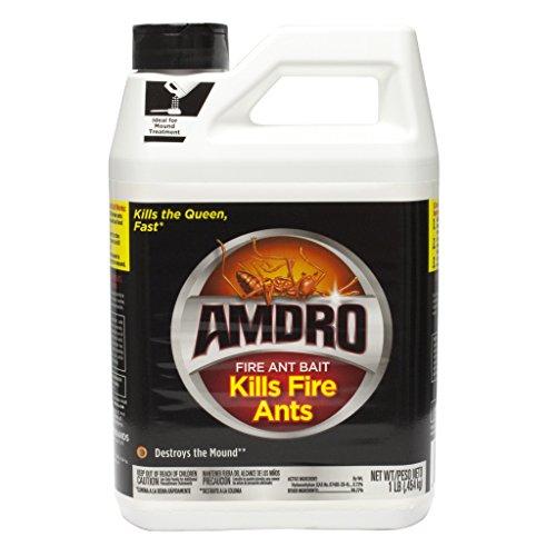 AMBRANDS #2456730 LB Fire Ant Killer Bait