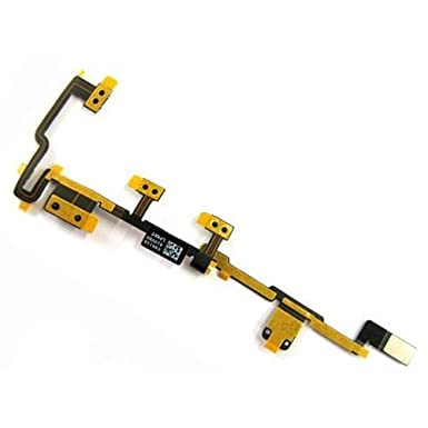 Flight Tracker Ribbon Flex Cable Power On Off Volume Mute Button Switch Key Replacement Repair Parts For Apple Ipad 5 Air A1474 A1475 Buy One Give One Audio & Video Replacement Parts