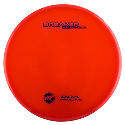 Pro Line Mid Range Disc - DGA BK4 Breaker Putt and Approach Golf Disc Golf Putter