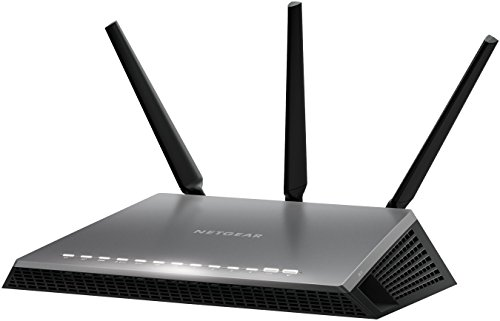 NETGEAR Nighthawk AC1900 VDSL/ADSL Modem Router Certified with CenturyLink - Non-bonded, DSL Internet Only (D7000) - Chrome Frontier Watch