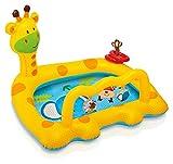 Intex Smiley Giraffe Baby Paddling Pool