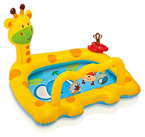 Intex Smiley Giraffe Baby Paddling Pool