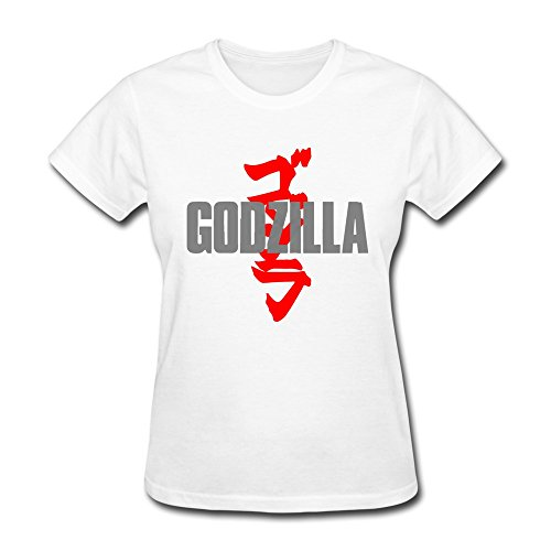 [AOPO Godzilla Tees For Women Small] (Anguirus Costume)