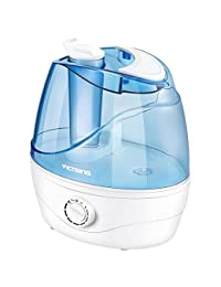 VicTsing Cool Mist Humidifier, Ultrasonic Humidifiers for Bedroom, Whisper Quiet for Baby, Dial Knob Control Adjustable Mist Mode, Waterless Auto-Off, Powerful Mist Output BOBEBE Online Baby Store From New York to Miami and Los Angeles