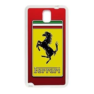 Cool-Benz Famous car logo Ferrari Phone case for Samsung galaxy note3