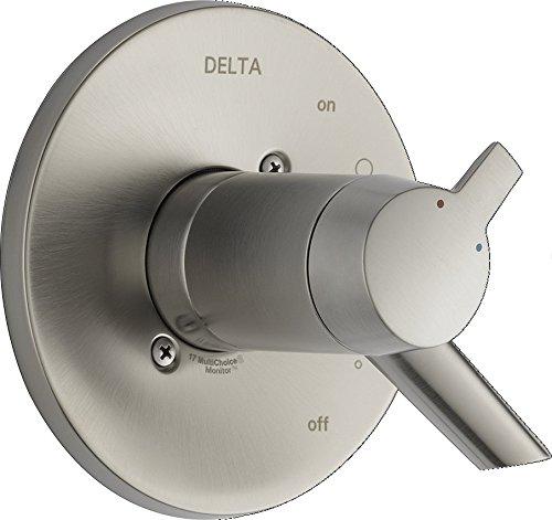 Delta Faucet T17T061-SS Compel Tempassure 17T Series Valve Trim, Stainless