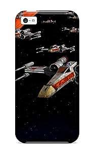 For Iphone 5c Fashion Design Star Wars Case 9177693K20020742