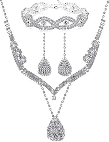 Elegant Necklace Sets - 9