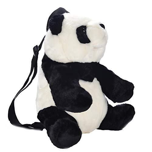 Lazada Panda Plush Women Kid's Backpack Shoulder Bags Fashion 12