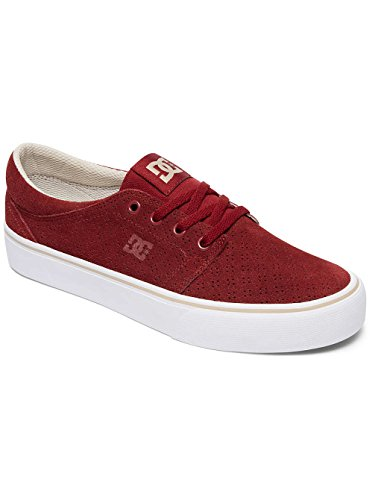Dc Shoes Trase Se J Shoe Sil burgundy/tan