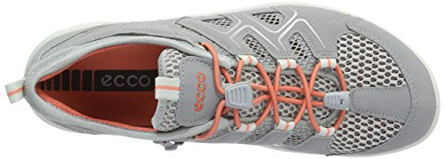 Silver Shoe Grey Women's Hiking ECCO Terracruise wxa6ap